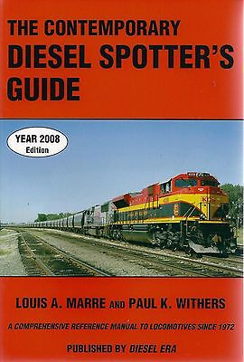 The Contemporary DIESEL SPOTTER's GUIDE - 2008 Edition -- (NEW BOOK)