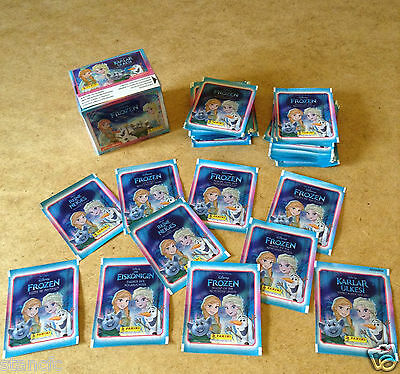 Panini Disney Frozen Magic Of The Northern Lights Stickers Brand New Packets