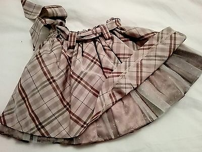 Brums. Gonnellina bimba 6 mesi. Skirt for 6-month-old baby girl.