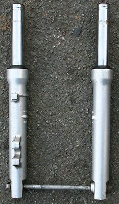 Honda Sh 125 Sh125 2008 08 Left Right Front Forks Fork Legs Stanchions Spindle