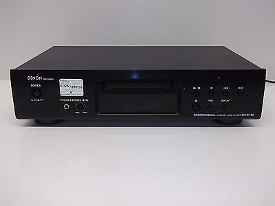 Denon DN-C100 Professional Compact Disc Player / CD Player