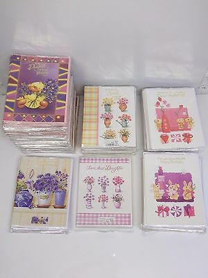 Job Lot 430 X  Birthday Greetings Large A4 Cards