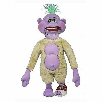 "Jeff Dunham Peanut 18"" Animatronic Talking Doll by NECA Official Merchandise"