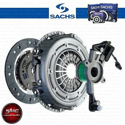 Kit d'embrayage complet SACHS AUDI A3 (8P1) 2.0 TDI 16V KW 103 HP 140