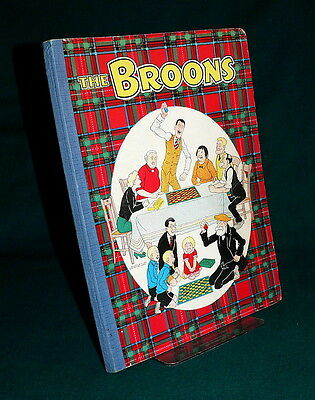 1958 THE BROONS Annual Dudley D Watkins