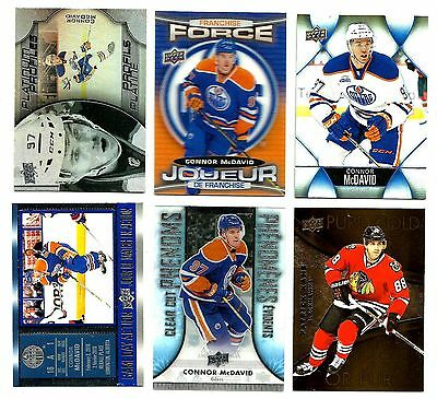 FINISH YOUR SET SALE!!! YOU PICK 2016-17 UD TIM HORTONS SINGLES OR SET LOTS Mint