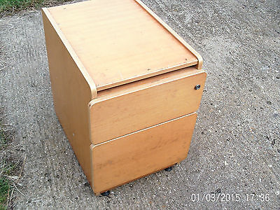 Retro  Look Style Office Cabinet Filling Draws Carboot Shed Workshop Storage