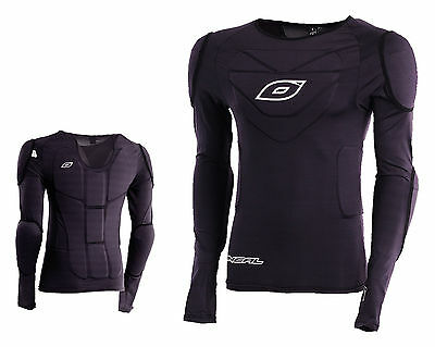 Oneal STV Long Sleeve Protector Shirt MTB Downhill MX Taille M