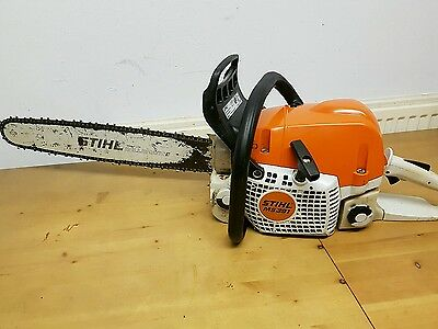 """Stihl Chainsaw Ms391 With A 20"""" Bar And Chain"""