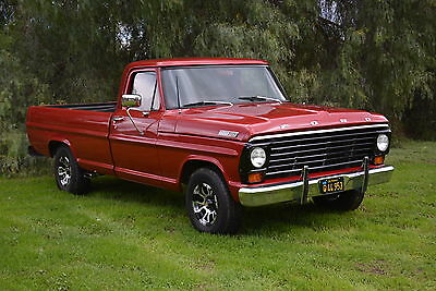 1967 Ford F-100  AWESOME RESTORED 1967 FORD F100 PICKUP