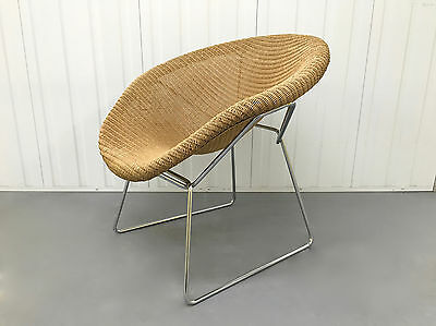 LLYOD LOOM NEMO CHAIR No1 - DANISH INFLUENCE - MID CENTURY RETRO VINTAGE STYLE