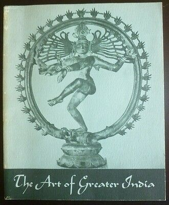 1961 Denver Art Museum The Art of Greater India Antiquities
