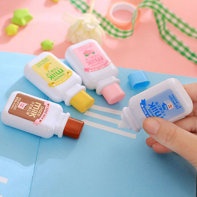 Cute milk correction tape material kawaii stationery office school supplies fy