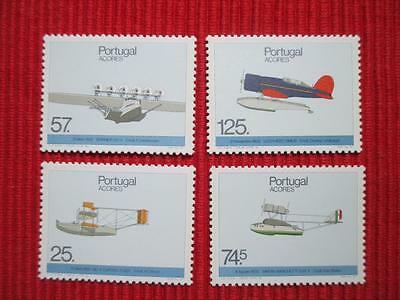 Portugal Aviation 1987 mnh Stamps 628