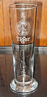 Tiger Beer Glass World Acclaimed 0.25L