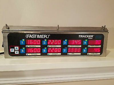 Fastimer Digital Timer - 8 Channel