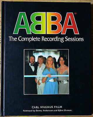ABBA - The Complete Recording Sessions - Carl Magnus Palm - UK
