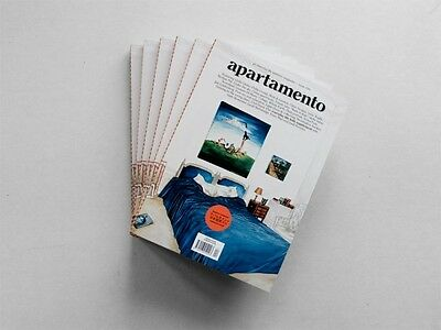 APARTAMENTO Issue 4 (OUT OF PRINT)