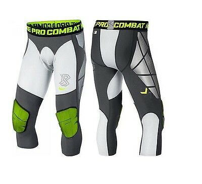 Nike Pro Hyperstrong Compression Baseball Slider Tights Pants 634674 060