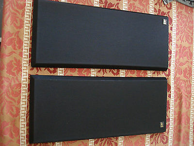 A Pair Of Atc Scm50 Front Covers Grilles Used In Excellent Condition