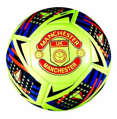 Manchester United football special edition FIFA Specified Match Ball Size 5