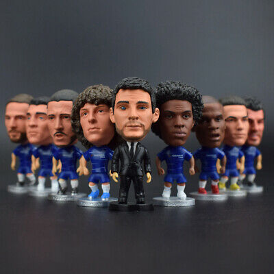 """Soccer Chelsea Star Player 2.5"""" Action Doll Toy Figure 2016-2019 Season"""