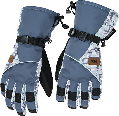 Divas Arctic Appeal Waterproof/Windproof(w/Thinsulate) Snowmobile Gloves
