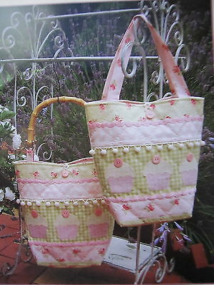 POM-POM-PATTY ...BAG pattern ...by The Riverdale Collection...NEW