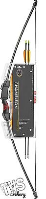Chameleon 15lb Recurve Bow And Arrow package- Suits Children, Kids, Youth