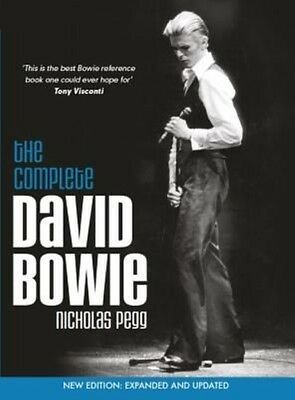 The Complete David Bowie (Revised and Updated 2016 Edition) by Nicholas Pegg Pap