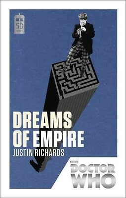 Doctor Who: Dreams of Empire by Justin Richards Paperback Book (English)