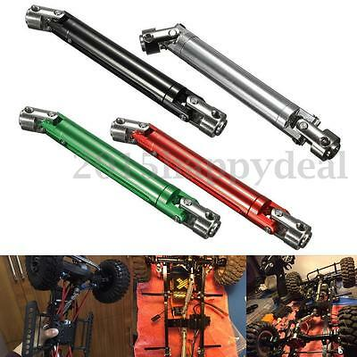 304 stainless steel Universal Drive Shaft 90mm-115mm For rc crawlers D90 SCX10