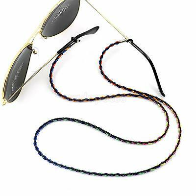 Boho Style Glass Cord Spectacle Sunglasses Eyeglass Chain Holder Strap Rope