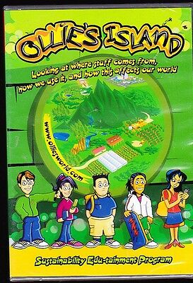 Ollie's Island Educational Software - Brand new and sealed