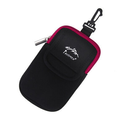 Multifunction Radio Case Pouch Bag Intercom Interphone Mobile Phone Backpack