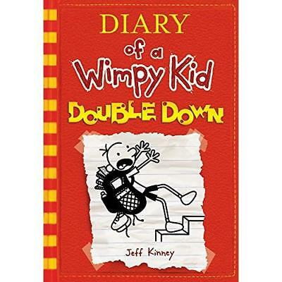 Diary of a Wimpy Kid # 11: Double Down (Hardcover)