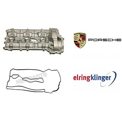 For Porsche 911 Boxster Cayman Valve Cover Cylinder 4-6 w/ Gasket