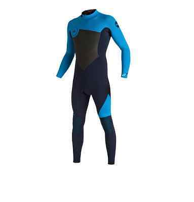 combinaison wetsuits surf quiksilver Syncro 3/2mm back zip EQYW103030-BYJ0