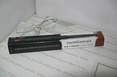 bareMinerals big & bright eyeliner in  ' Chocolate ' new & boxed