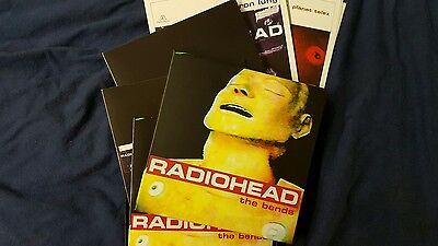 Radiohead  - The Bends. Box 2 Cd + Dvd Limited Edition