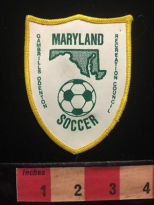 Maryland Soccer Patch Gambrills Odenton Recreation Council USA STATE 66A1