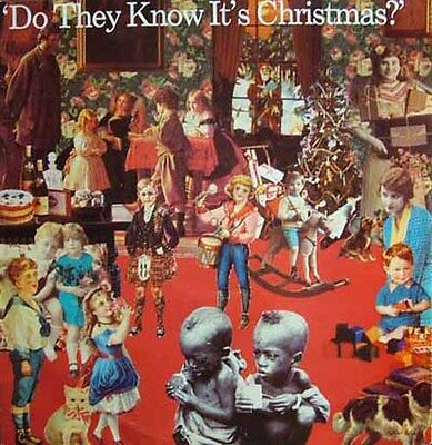 """Band Aid – Do They Know It's Christmas (Phonogram Records, FEED 112) [12"""" Vinyl]"""