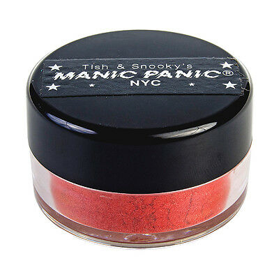 Manic Panic Poudre Paillette Corps Cheveux Visage Maquillage Rouge Infra Red