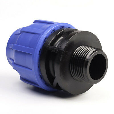 MDPE Fittings PLASS Compression fittings-see list and advise on 5 wanted - Sale!