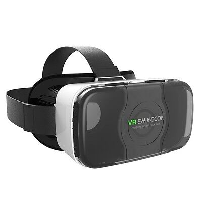 VR SHINECON SC - 3GD VR Virtual Reality Headset 3D Glasses for 4.4-6 inch Phone