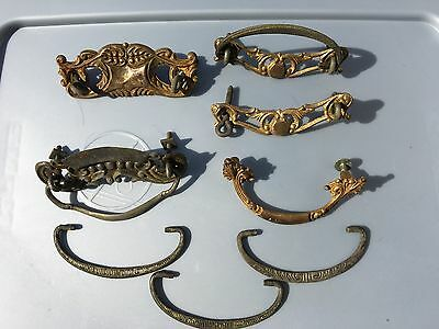 Vintage Drawer Pull Parts