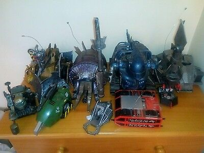 Robot Wars series rebooted Extra Large full set remote control fully working