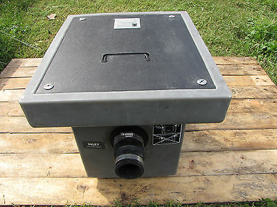 Grease Trap Interceptor by Schier Products, 20lb, 10 GPM, Poly