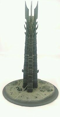 Orthanc Tower post ruin Lord of the Rings Sideshow Weta 024/750 Environment