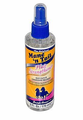 Mane n Tail Hair Strengthener Daily Leave In Treatment Spray 178ml / 6oz
